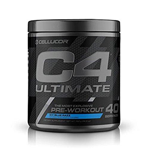 Cellucor C4 Ultimate, Sabor Cherry Limeade - 880 gr
