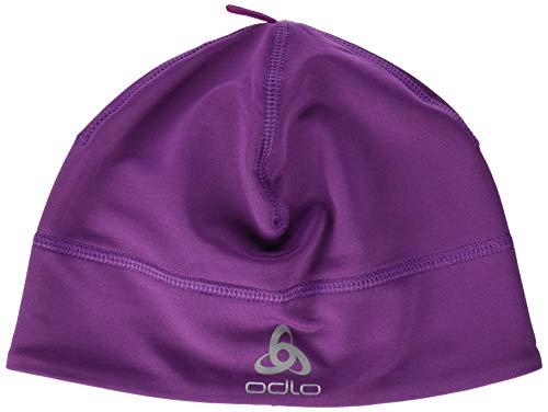 Odlo Uni Hat Polyknit WARM Mütze, Hyacinth Violet
