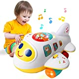 HOMOFY Baby Toy 12-18 Months Electronic Airplane...