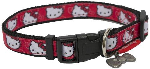 Hello Kitty Premium Collier pour chien 40-56cm