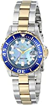 Invicta Women's Pro Diver Two-Tone Stainless Steel Quartz Watch, Two Tone (Model: 2961)