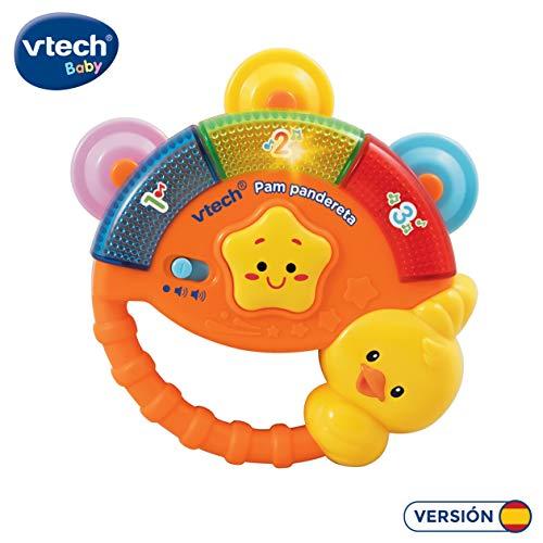 VTech - Pam Pandereta, Primera Infancia (80-117622)