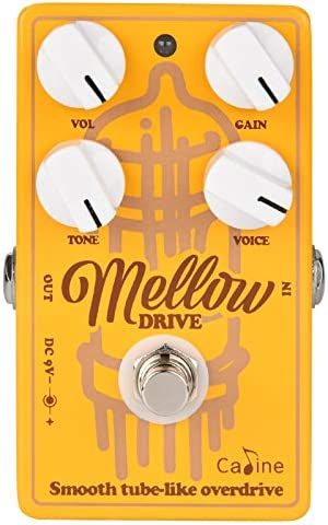 Top 10 Best overdrive pedal for electric guitar