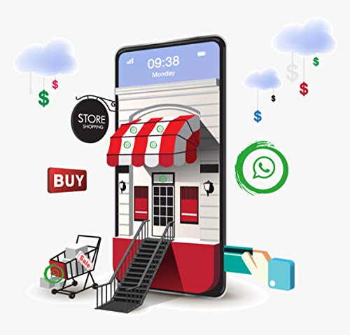 SELL MORE WITH WHATSAPP MESSENGER: Learn how to create a WhatsApp e-commerce store that delivers with 100% stress-free (English Edition)