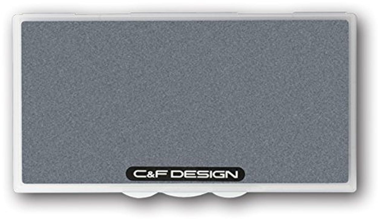 ゴミ操作可能重々しいC&FDESIGN(シーアンドエフデザイン)   マイクロスプーンパレット CFLA-P1MS