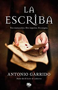 La Escriba par Antonio Garrido