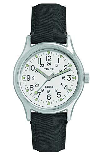 Timex Orologio Analogico Quarzo Uomo con Cinturino in Nylon TW2R68300