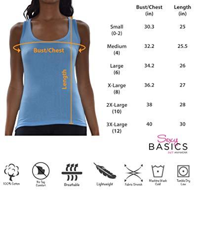 Sexy-Basics-Tank-Tops-for-Women-6-Pack-12-Pack-Cotton-Flex-Tank-Tops
