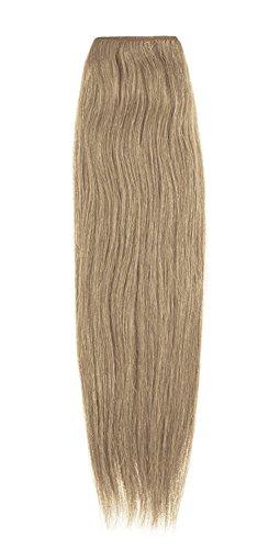 American Dream Remy 100% cheveux humains 35,6 cm soyeuse droite Trame Couleur 16 – Blond Sahara