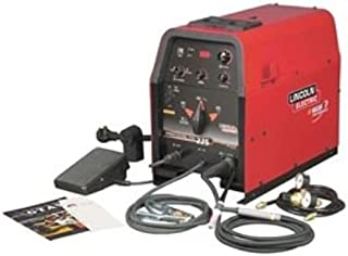 Lincoln Electric, K2535-1, TIG Welder, Precision TIG 225, 208/230VAC