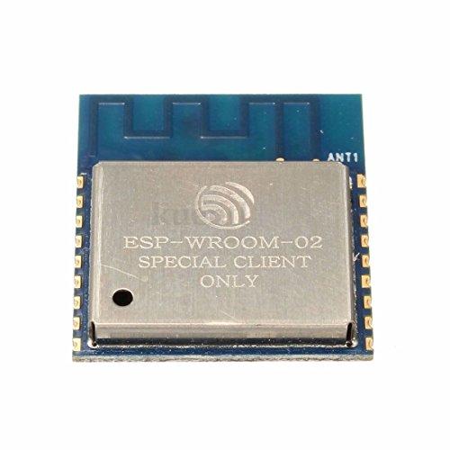 ARCELI ESP8266 Module WiFi sans Fil série ESP-WROOM-02 WiFi