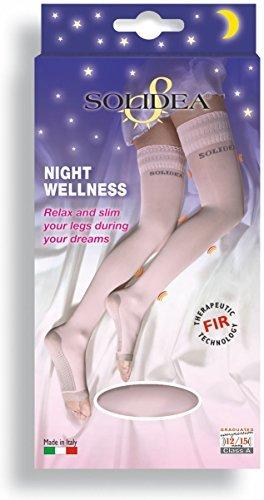 Night Wellness Fir Sleep Unterstützung Strümpfe 12–15mmHg von SOLIDEA