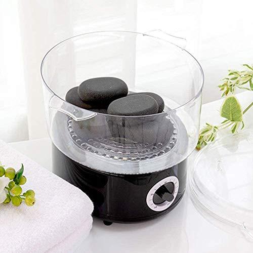 KKTECT calentador de toallas de spa,202 ℉ en 10 minutos, Vaporizador de toallas de calentamiento rápido,de uso múltiple, para spa, faciales,afeitado, peluquería,equipamiento de salón y uso doméstico