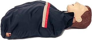 Eerste hulptrainingsmodel Onderwijs CPR-ademhaling Dummy, geavanceerde semi-lichaam en lichaam pulmonale reanimatieresimul...