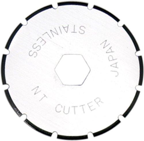 Lion NT Cutter Lot de 2 lames perforatrices rotatives pour cutter rotatif 28 mm
