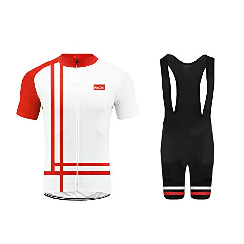 BurningBikewear Uglyfrog Ciclismo Maillot, Hombres Jersey +