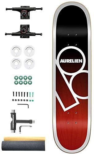 Plan B Aurelien Andromeda Aangepaste Complete Pro Skateboard Kit - 8.25