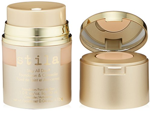 Stila Stay All Day Foundation And Concealer, Beige 4