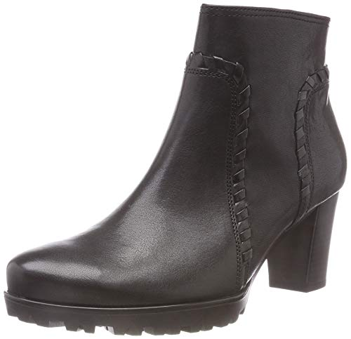 Gabor Shoes Damen Comfort Sport Stiefeletten, Schwarz (Micro) 27, 38 EU
