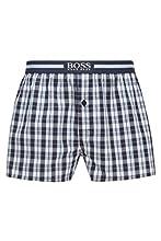 BOSS Urban Boxer Short Pantalón de Pijama, Medium Blue425, XXL para Hombre