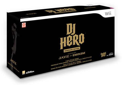 DJ Hero - Renegade Edition