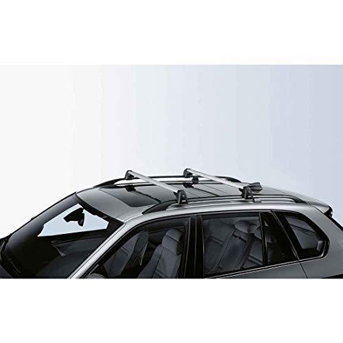 BMW - Barras de techo antirrobo de aluminio para coche (82 71 0 404 320)