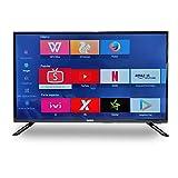 BSL Television 32 Pulgadas | Smart TV | Sistema Operativo Android 9.0 | Sintonizador DVBT2 | Conectividad WiFi y RJ45 | HD Ready | 8GB de Memoria | USB Multimedia