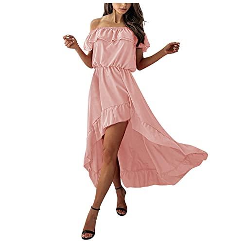 JUNGE Vestidos para Comunion,Vestidos De Invitada De Boda,Vestido Largo Fiesta,Vestidos para Bodas...