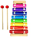 Vcare | Wooden Xylophone Musical Toy for Children with 8 Note | (Big Size) | Multicolor ultrasonic cleaners Feb, 2021