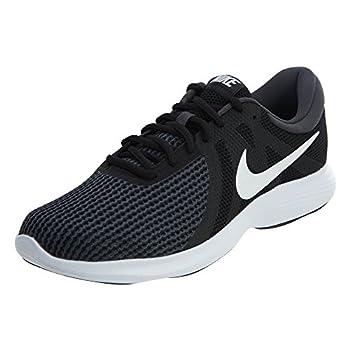 Nike Men s Revolution 4 Running Shoe Black/White-Anthracite 13 Regular US