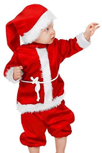 Déguisement Bébé Noël 6 mois - 74 cm