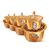 100% Authentic iD Fresh Filter Coffee - Ready to Use, Instant Filter Coffee