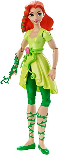 DC Super Hero Girls DMM38 - Bambola Poison Ivy