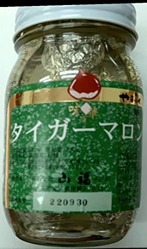国産 ブランデー 栗甘露煮 タイガーマロン 540g(固形230g)×20本 バカ売れ