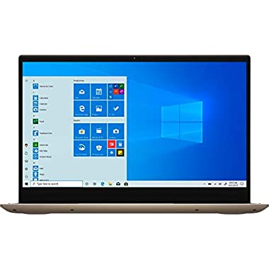 Dell – Inspiron 14 7000 2-in-1 – 14″ Touch-Screen Laptop – AMD Ryzen 7 – 16GB Memory – 512GB SSD – Sandstorm