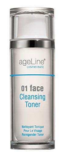 ageLine cosmeceutic 01 face Cleansing Toner, 1er Pack (1 x 1 Stück)