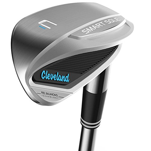 Cleveland Golf Women's Smart Sole 3.0 Golf Wedge, Right Hand, 42 Degree, Graphite