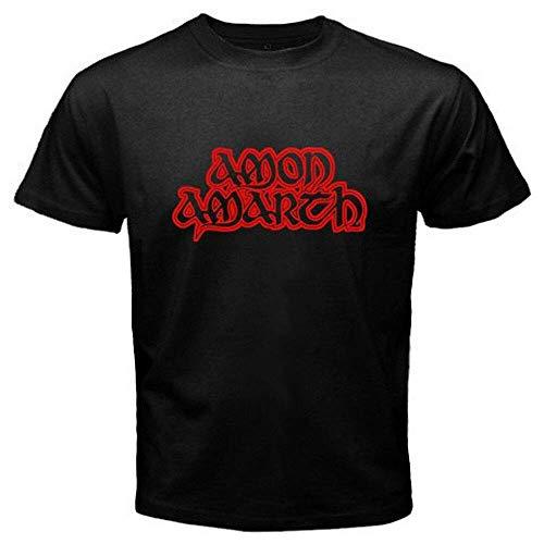 Camisetas y Tops Polos y Camisas, Death Metal Goth Rock Band Camiseta Negra para Hombre Talla S M L XL 2XL 3XL