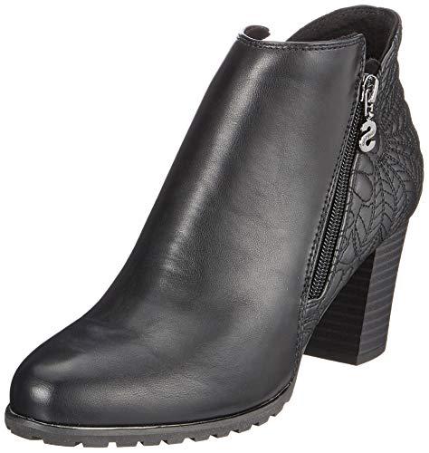 Desigual Shoes_Frida Lottie, Botines Femme, Noir (Negro 2000), 41 EU