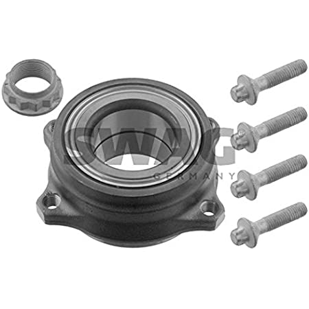 For 1984-1985 Mercedes 380SE Wheel Bearing Rear Outer 96325JQ