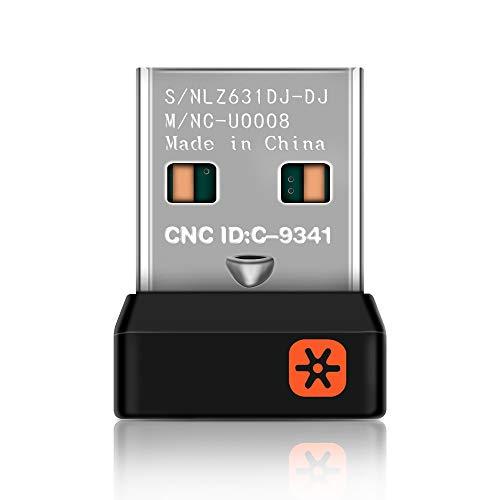 Konesky Dongle inalámbrico del Adaptador Nano del transmisor del Adaptador USB de Bluetooth para la computadora de Escritorio del Ordenador portátil de la PC