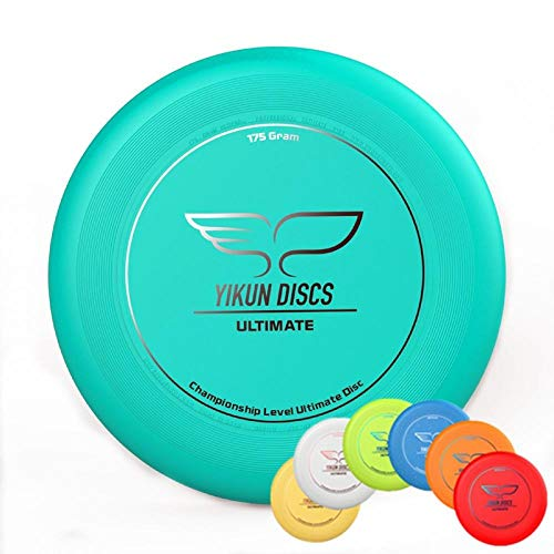 Professional extreme frisbee frisbee 175g competition team frisbee outdoor games sports frisbee outdoor toys-1 light blue