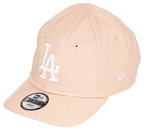 New Era Los Angeles Dodgers Cap New Era MLB Kinder Baby Kappe Verstellbar Baseball Cap Rosa - Infant