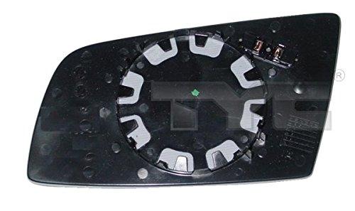Vitre-miroir, unitàƒ de vitreaux droit (Càƒ ´tàƒ passager) BMW 5 (E60) (07/2003-03/2010)