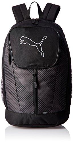 PUMA Rucksack Echo Backpack, Puma Black, 30cm x 46cm x 18cm (26L), 074105 01