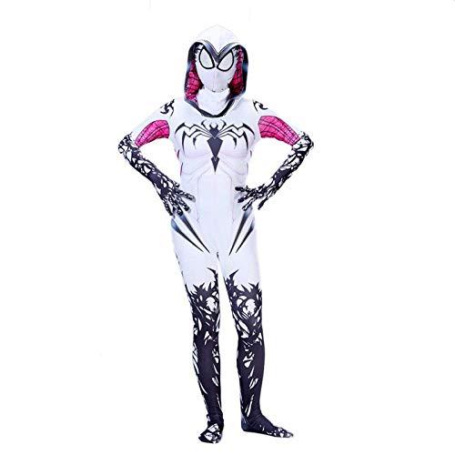 Spiderman Kostuum Cosplay Kleding Fancy Jurk Kostuum 3D Kinderen Vrouwen Bodysuit Jumpsuits Kleding Pak Spidergirl Cosplay Kostuums voor Meisjes