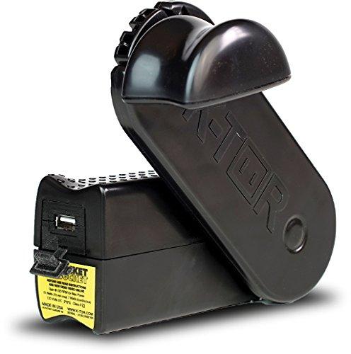 K-Tor PS2 USB 1 AMP Hand Crank Generator
