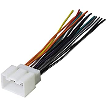amazon.com: carxtc stereo wire harness fits ford excursion 2003-2005:  automotive  amazon.com