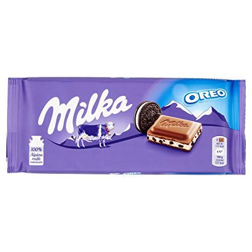 Milka Oreo Tierno Chocolate, 100g