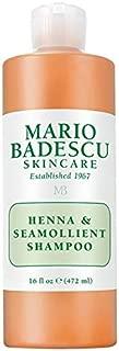 Mario Badescu Henna & Seamollient Shampoo